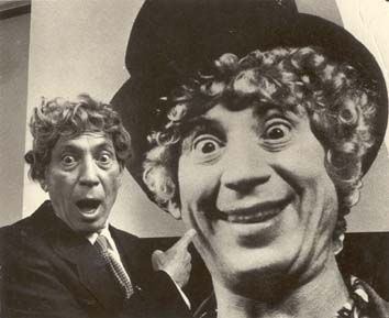 Harpo Marx and Harpo Marx